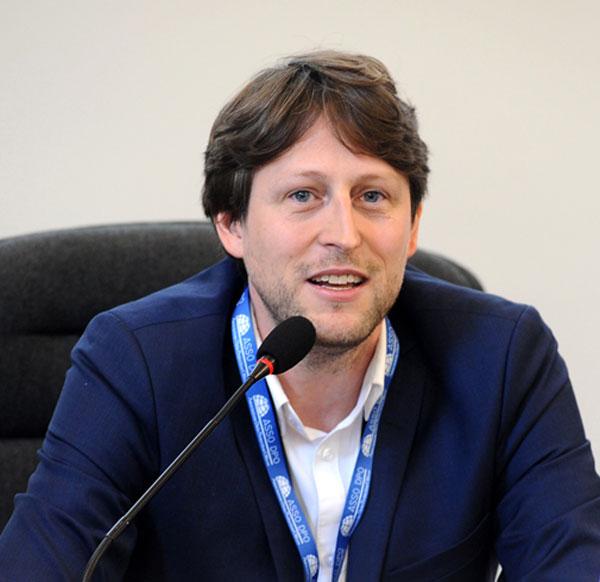 Steffen Weiss - Relatore Asso DPO