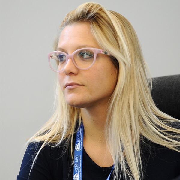 Stefania Tonutti - Asso DPO