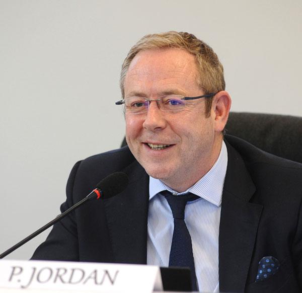 Paul Jordan - Relatore Asso DPO