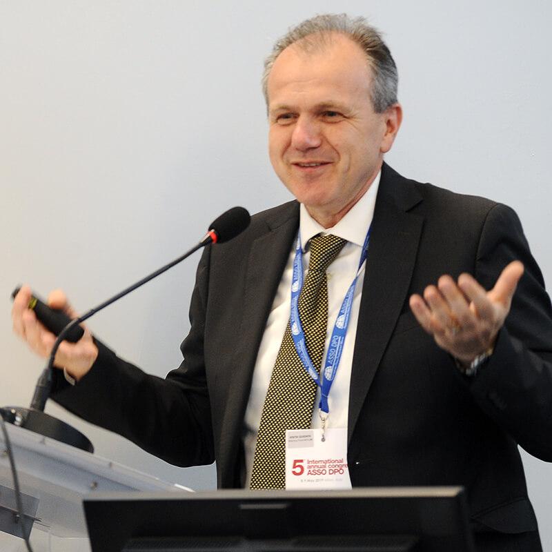Marco Menegazzo - Relatore Congresso Asso DPO 2020