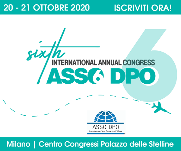Congresso ASSO DPO 2020