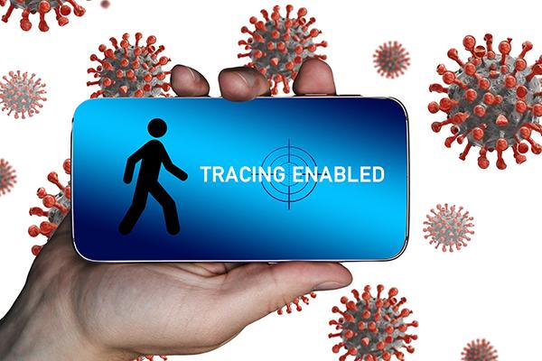 App tracciamento Coronavirus ASSO DPO