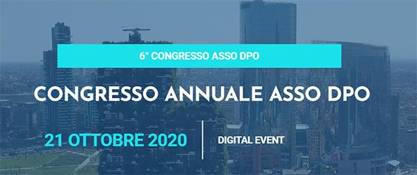 6° Congresso ASSO DPO