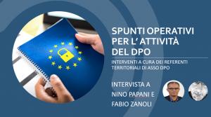 Intervista Emilia Romagna ASSO DPO