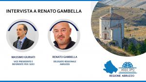Renato Gambella DPO Abruzzo
